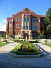 Price Hall, an addition to the Michael F. Price College of Business, finished construction in 2005.
