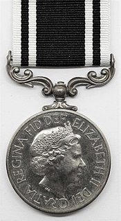 Prison Services (Operational Duties) Long Service and Good Conduct Medal