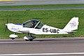 Private, ES-UBC, Evektor-Aerotechnik EV-97 Eurostar (16430772176).jpg