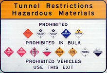 Dangerous goods - Wikipedia