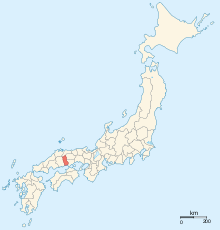 Provinces of Japan-Bitchu.svg
