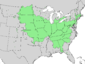 Prunus americana range map 3.png