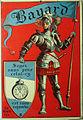 Publicité lithographiée Réveil Bayard, musée de Saint-NIcolas d'Aliermont.jpg