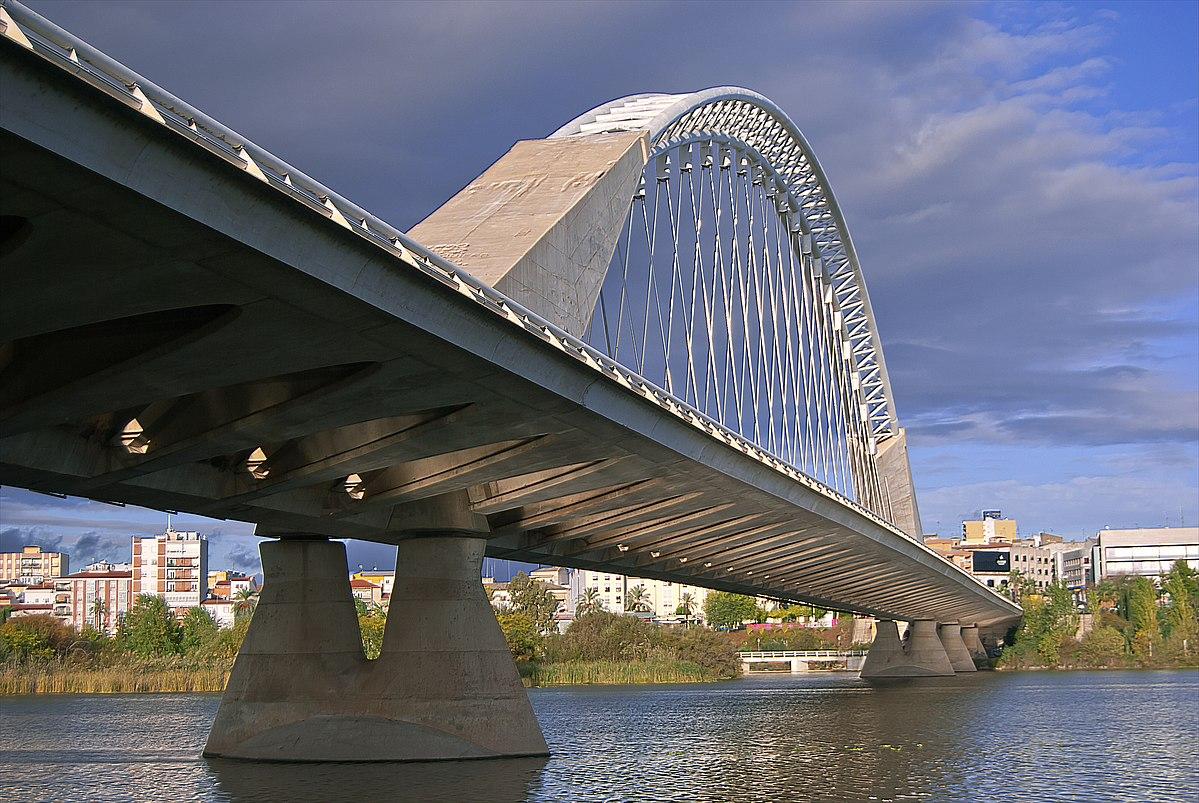 Puente lusitania wikipedia la enciclopedia libre - Lapuente exteriorismo ...