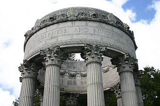 Pulgas Water Temple - Temple detail