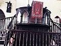 Pulpit (front) at the 1st Qua Iboe Church, Upenekang, Ibeno.jpg