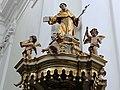 Pulpit of Saint Francis church in Warsaw - 04.jpg