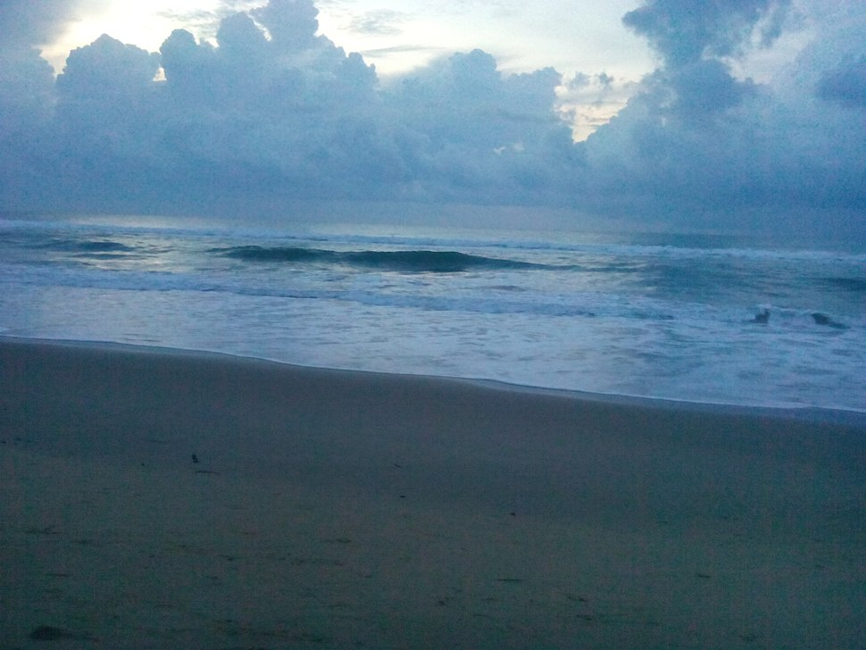Puri sea sunrise