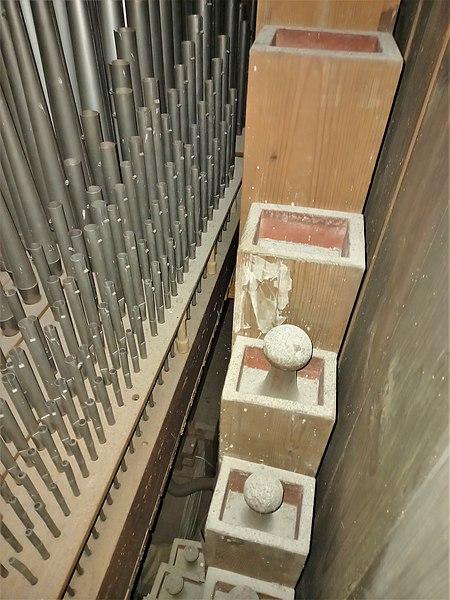 Datei:Putzbrunn, Alt St. Stephan Orgel (8).jpg
