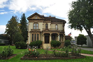 Puyallup, Washington - Ezra Meeker Mansion, 2015