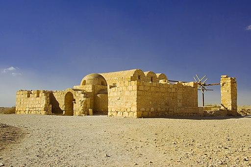 Qasr Amra 1