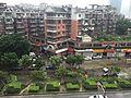 Qianyu East Rd after typhoon (20150809083326).JPG