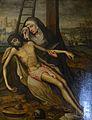 Quadre de la Pietat a l'església de Mont-Olivet, València.JPG
