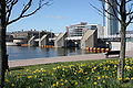 Queen's Quay and Lagan Weir, Belfast, April 2010.JPG