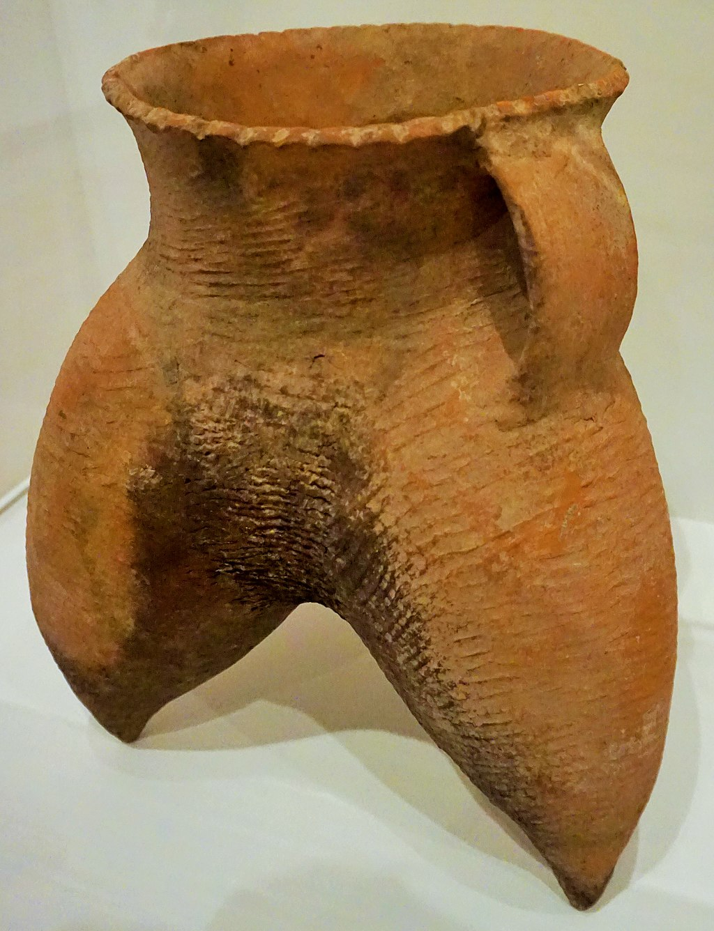 Queensland Art Gallery - Chinese Tripod Jar