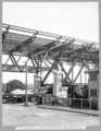 Queensland State Archives 3644 South approach junction of steel spans Nos 3 and 4 at pier No 24 Brisbane 7 July 1938.png
