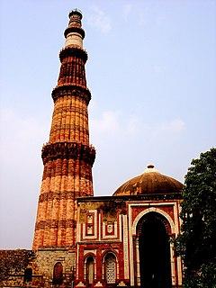 Mehrauli Neighborhood of Delhi in South West district, India