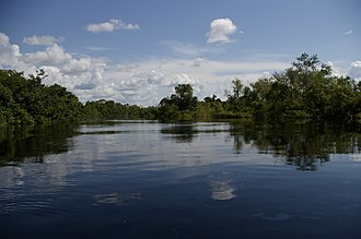 Yacuma Province - Yacuma River