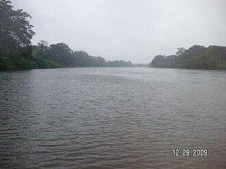 El Corte River - Image: RIO EL CORTE pic