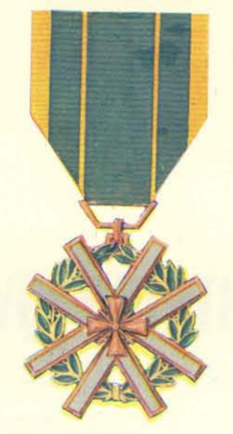 Military Service Medal (South Vietnam) - Military Service Medal - Fifth class