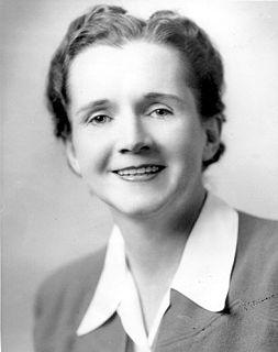 Rachel Carson American marine biologist and conservationist