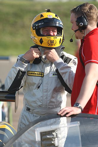Mike Wilds - Wilds at Snetterton, May 2016.