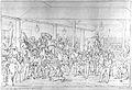 Raden Saleh, Arrest of Diponegoro sketch.jpg