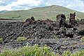 Rafted basaltic cinder cone fragments (North Crater Flow, Holocene, 2.2-2.4 ka; Craters of the Moon Lava Field, Idaho, USA) 7.jpg