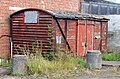 Railway goods van shed near Willoughby (1) - geograph.org.uk - 1393134.jpg