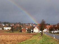 Rainbow in Konken Rheinland-Pfalz Germany.jpg