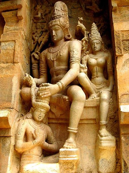 File:Rajendra Chola, Gangaikondasolapuram.jpg