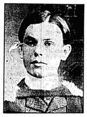 Thomas Bellamy - Ralph Bellamy, Alberta's first Rhodes Scholar