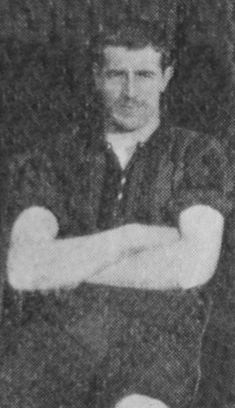 1899–1900 Brentford F.C. season - Forward Ralph McElhaney was a late-season signing from East Stirlingshire.
