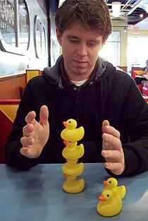 Randall Munroe ducks.JPG