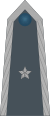 Rank insignia of chorąży of the Air Force of Poland.svg