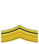 Rank insignia of sergente of the Italian Army (1908).png