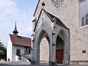 Rapperswil - Stadtpfarrkirche - Liebfrauenkapelle 2010-06-11 18-38-24 ShiftN