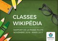 Rapport des Classes Wikipédia - Phase pilote (French).pdf