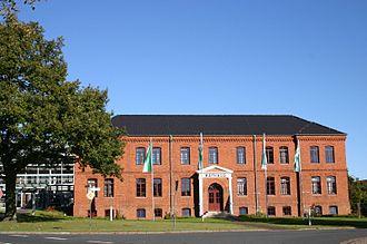 Osterholz-Scharmbeck - Town hall