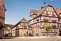 Rathaus der Stadt Wanfried, Hessen, Deutschland IMG 5922-1 edit.jpg