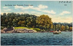 Nuangola, Pennsylvania - Lake Nuangola
