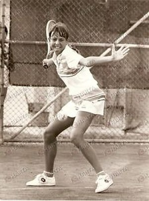 Raffaella Reggi - Image: Reggi raffaella nel 1981