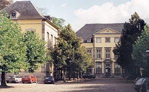 Kornelimünster - Kornelimünster Abbey