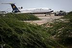 Relocation of Kish Air Tupolev Tu-154 (EP-LBR) to the Kish Island coast (4).jpg