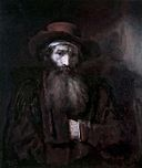 Rembrandt - Old Man with Headscarf under his Hat.jpg
