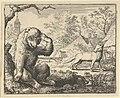 Renard Makes Fun of the Bear from Hendrick van Alcmar's Renard The Fox MET DP837697.jpg
