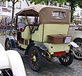Renault Type AG-1 Doppelphaeton von Bagley & Allis 1908 Heck.JPG