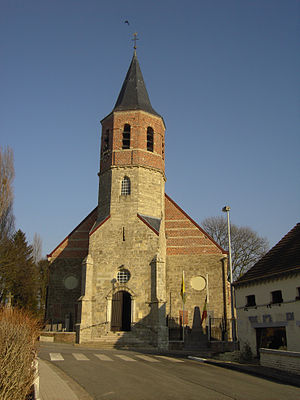 Herzele - Church of Ressegem