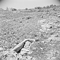 Resten van een Romeinse weg langs de weg van Bethlehem naar Hebron, Bestanddeelnr 255-5503.jpg