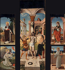 Retable de la Flagellation